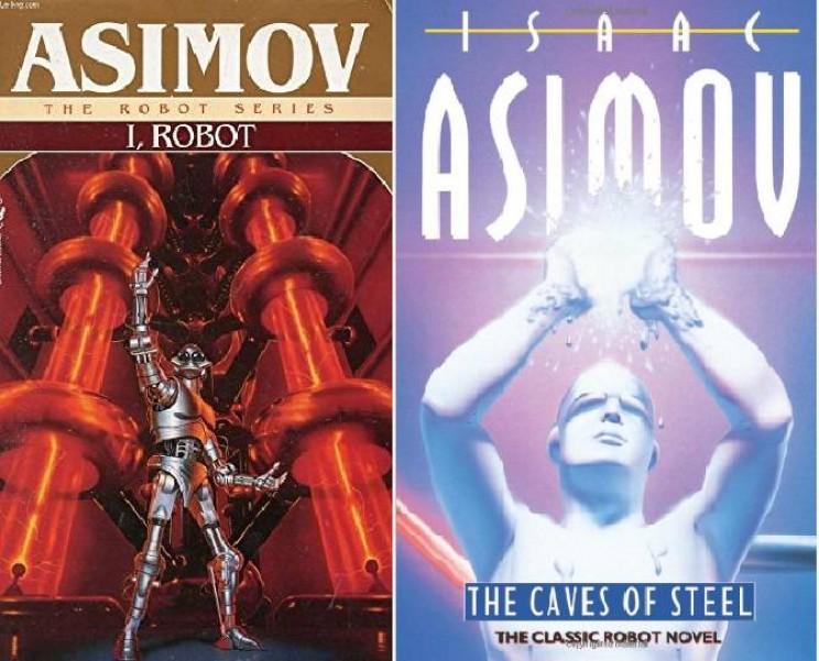 Isaac Asimov which book to read first