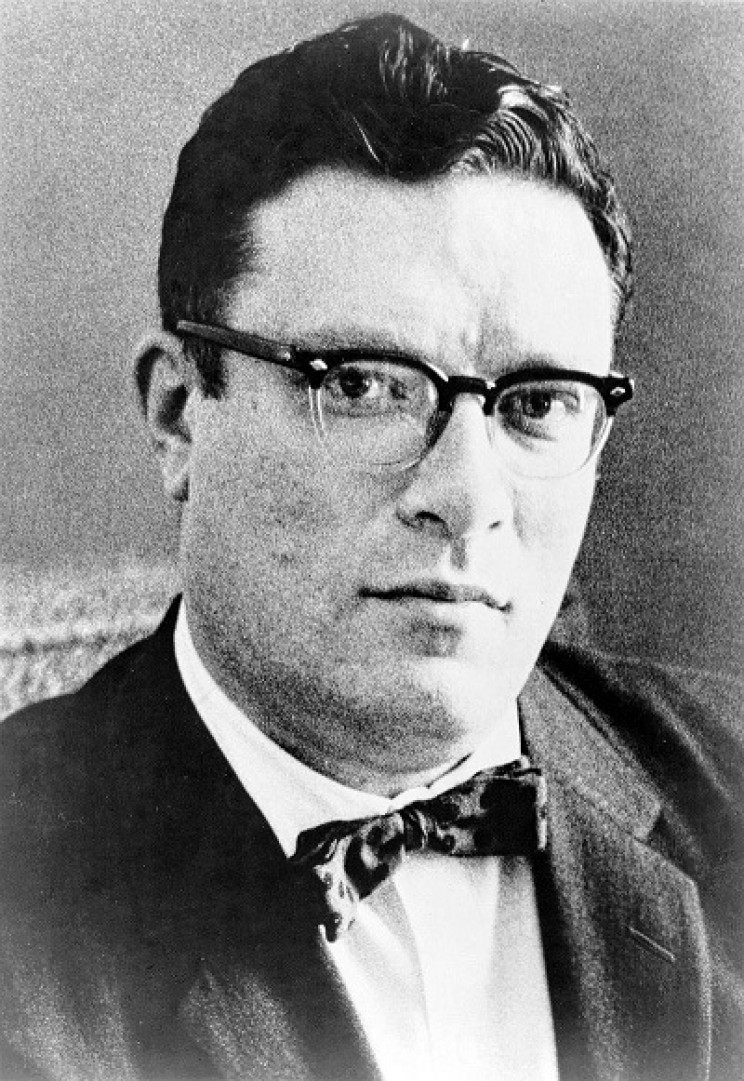 Isaac Asimov 1965