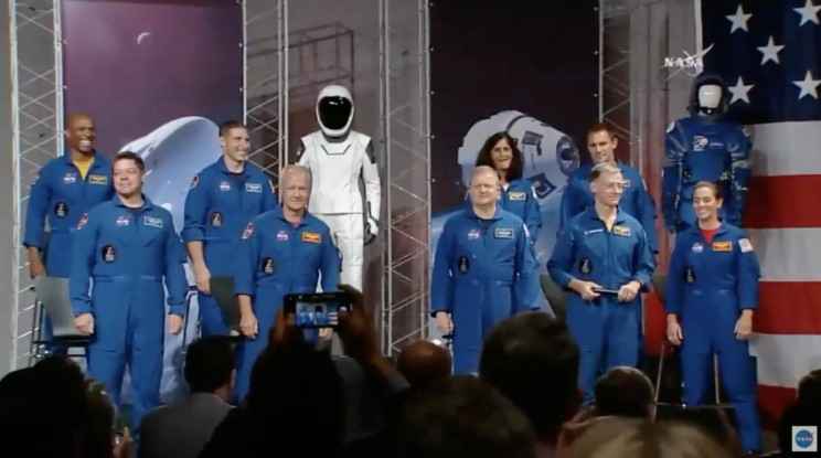 What We Know About the 9 Astronauts Flying the New Commercial Ships