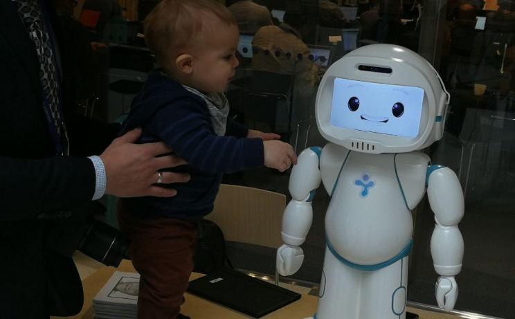 QTrobot autism therapy