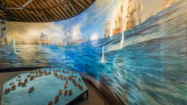 Virtual Reality The Battle of Trafalgar