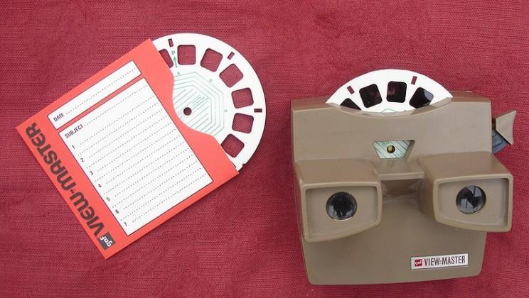 Virtual Reality Stereoscope