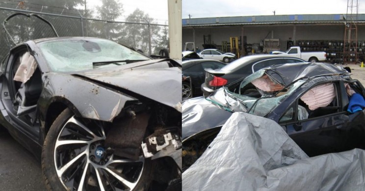 10 Shocking Footage and Post-Accident Photos That Show the Importance of Airbags