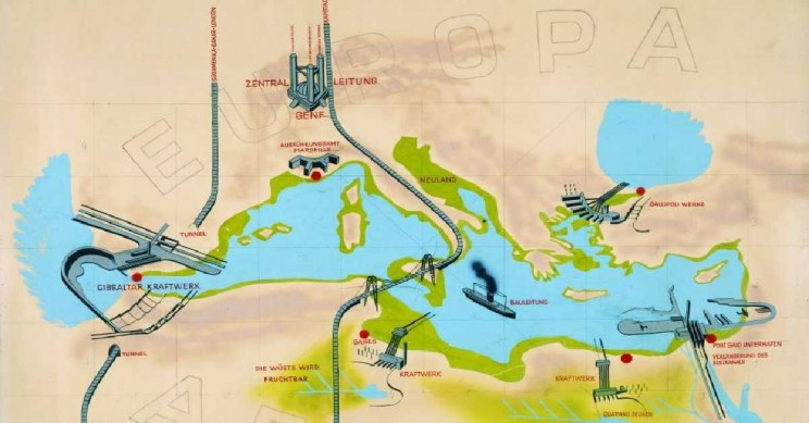Atlantropa: Herman Sörgel's Vision of a New Continent