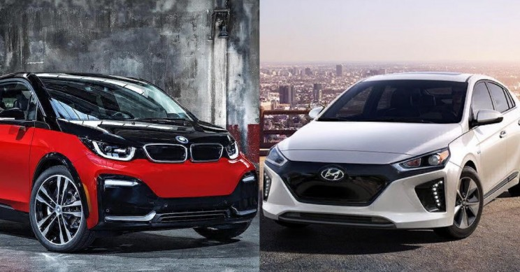 Best Electric Cars Of 2018 Our Picks From Best Evs So Far