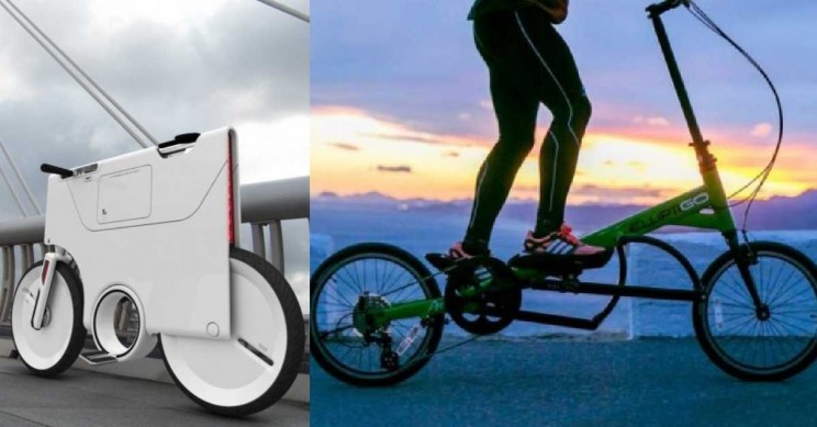 15 Cool and Creative Bike Designs That Could Change Cycling