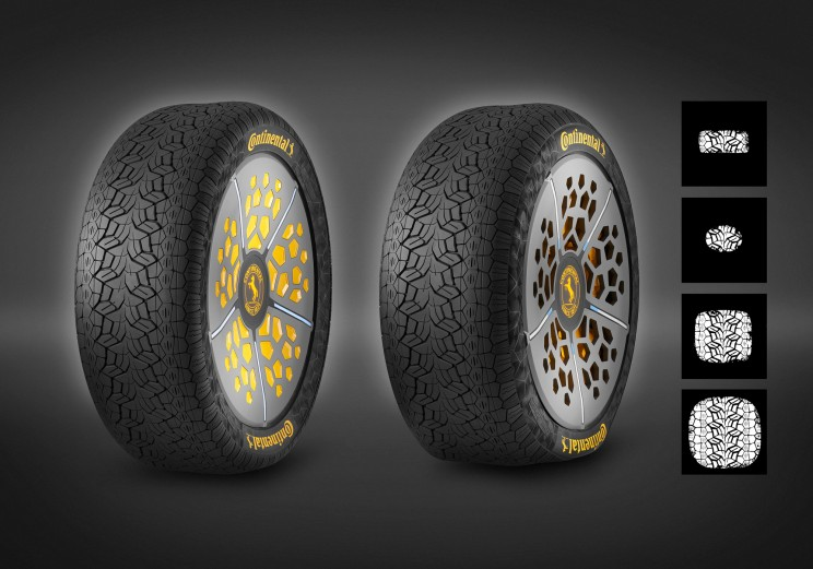 7 Tire Innovations That Will Have Your Mind Reeling