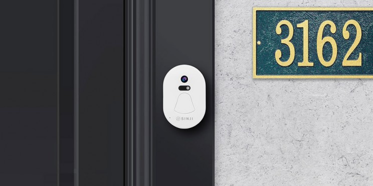 This Doorbell Camera Sends Photos of Every Visitor to Your Smartphone
