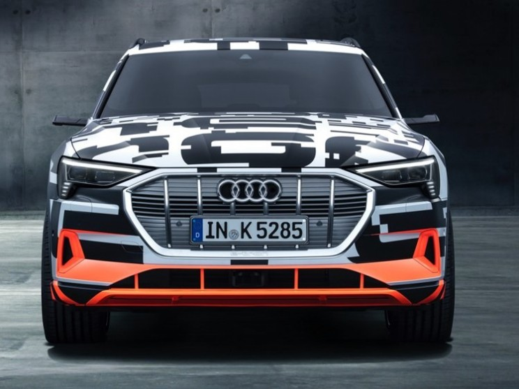 electric cars Audi E Tron