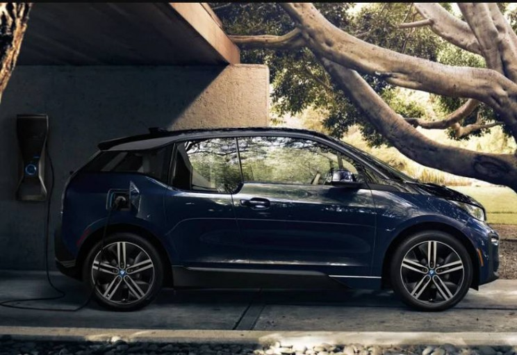 electrical cars BMW i3