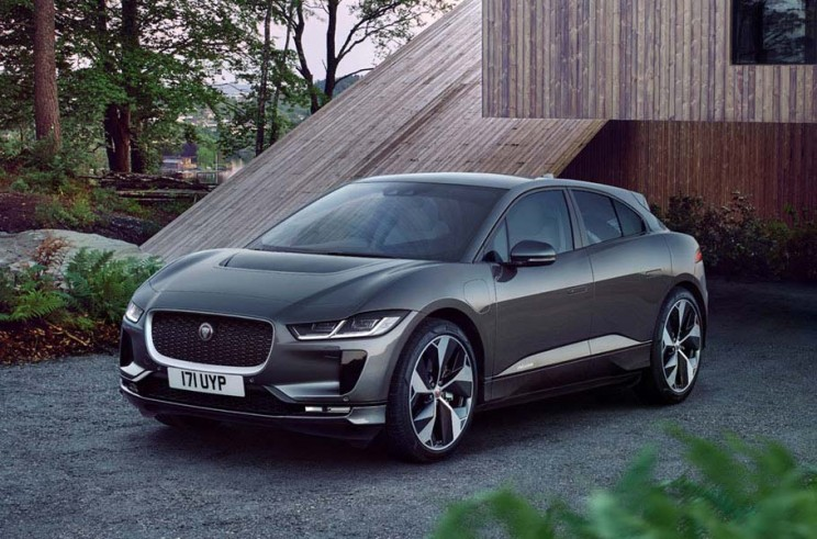 electric cars Jaguar i-Pace