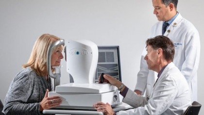 Alzheimer's Disease May Be Predicted with a Simple Eye Exam