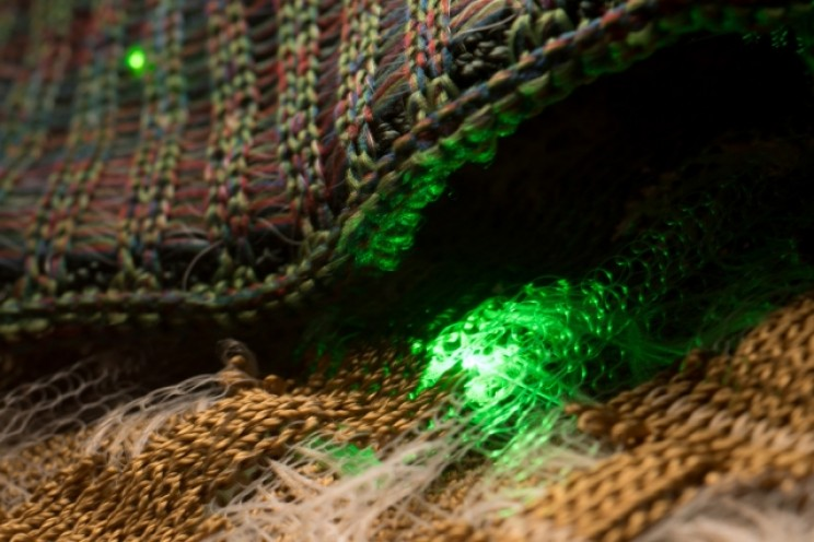 MIT Creates Clothes That Talk to Each Other Using Light Pulses