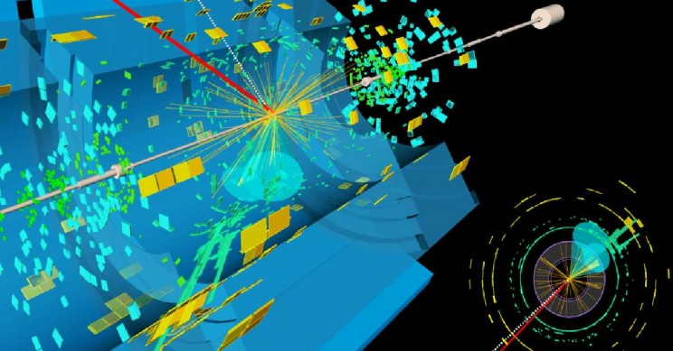 Scientists Finally Observe Beautiful Higgs Boson Death For The First Time