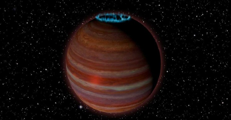 Enormous Rogue Planetary-Mass Object With Mysterious Glow Discovered Beyond Solar System