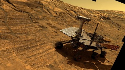 Massive Martian Dust Storm Continues to Threaten Opportunity Rover