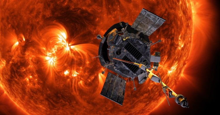 Everything You Need to Know About NASA's Cooling Systems That Will Keep Parker Solar Probe from Melting in the Sun