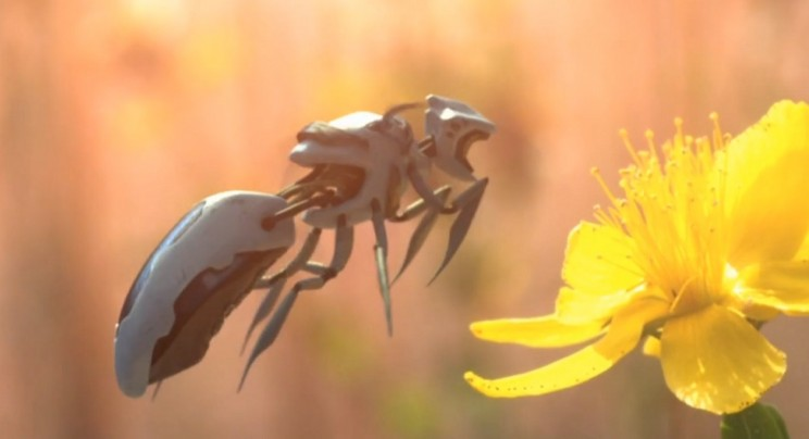 Scientists Worldwide Rush to Develop Robo-Bees