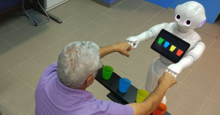 These Friendly Helpful Robots Will Likely Be Your Future Rehabilitation Partners