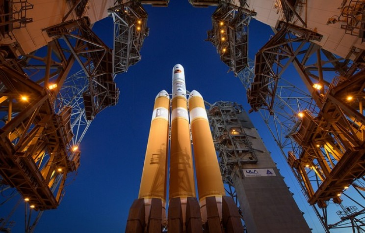 NASA's First Ever Parker Solar Probe Mission to Touch The Sun Launches in Second Attempt