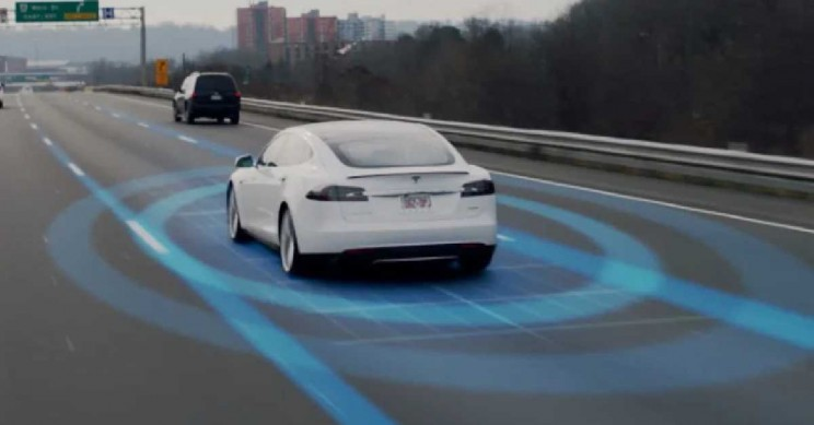 Tesla Driver Caught Falling Asleep While Using Autopilot...Twice!