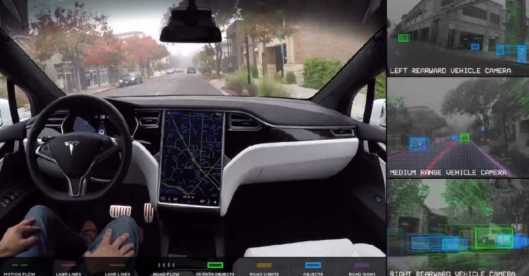Elon Musk Announces Plan to Open-Source Tesla's Self-Driving Software