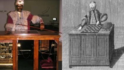 The Turk: Wolfgang von Kempelen's Fake Automaton Chess Player
