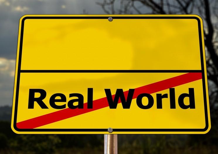 Virtual Reality Leaving Reality
