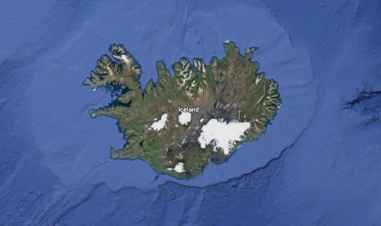 100% renewable possible Iceland
