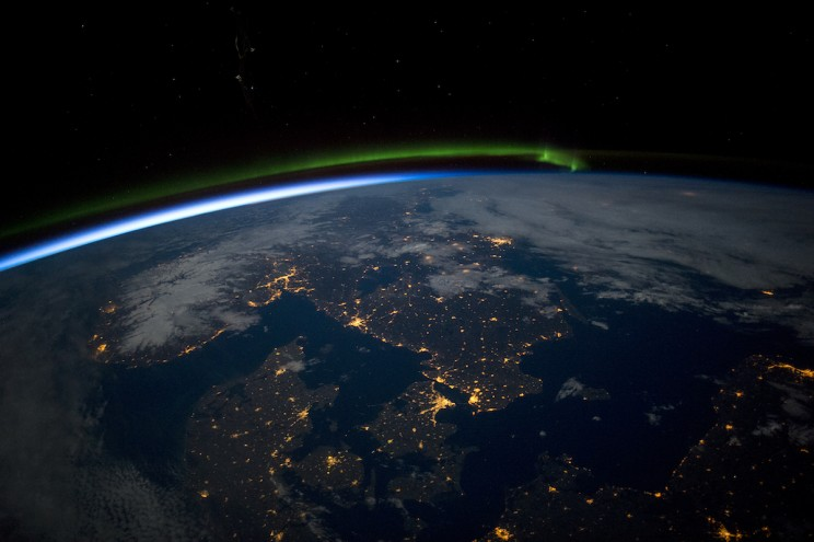 11 of the Most Inspiring Photos Taken From The International Space Station