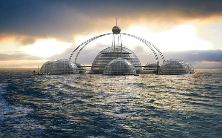 7 Things You Should Know About the Future of Underwater Cities