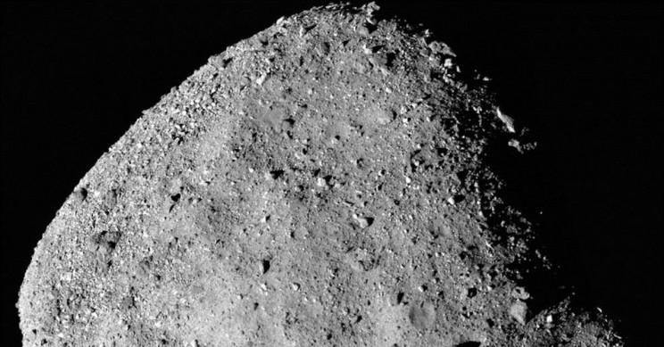 NASA's OSIRIS-REx Probe Already Discovers Evidence of Water on Astroid