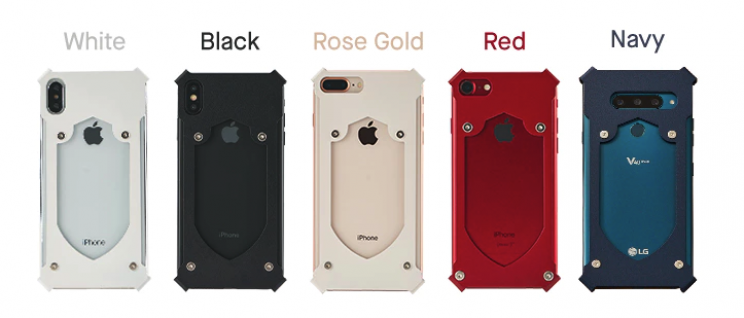Military Grade Phone Case Protects and Charges Premium Smartphones