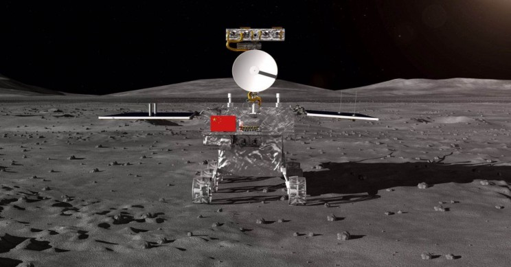 Chinese Rover to Be First to Explore The Dark Side of The Moon