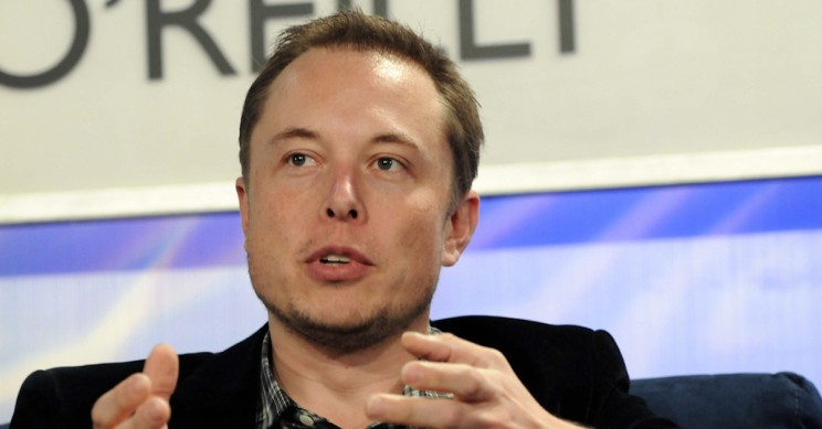 Elon Musk Voted as One of The Best CEOs by His Employees