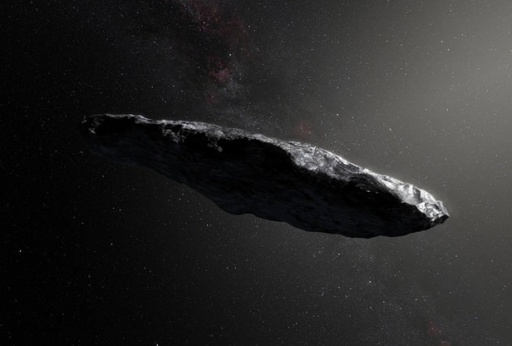 7 of the Oddest Things about 'Oumuamua Other than Its Name
