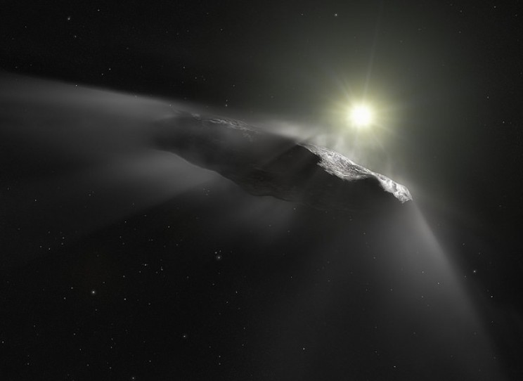 Facts about 'Oumuamua composition
