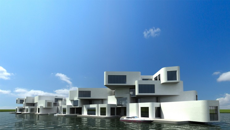 7 Floating Homes To Help You Escape The Holiday Rush
