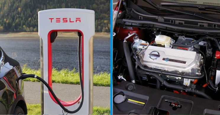 How an Electric Vehicle Works [Infographic]
