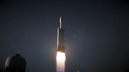 Space Oddity: Elon Musk Says He's Sending His Car To Mars