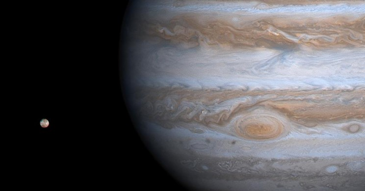 Io Jupiter