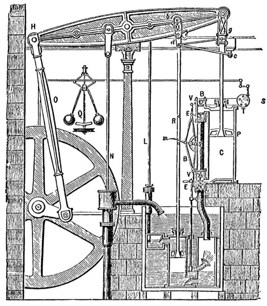 great Scottish inventions steam engine