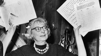 The Woman Who Thought Cities Should Be Fun: Jane Jacobs and Her Revolution In Urban Planning