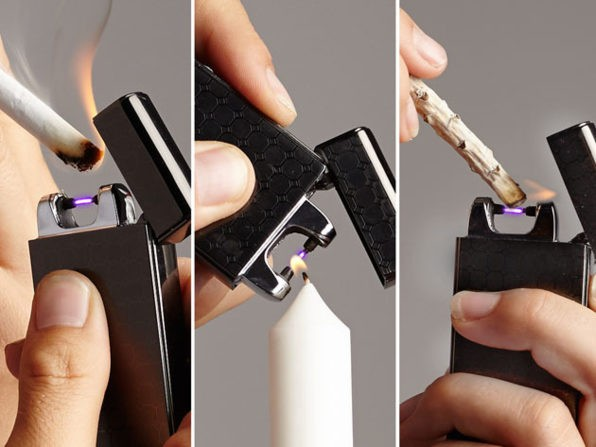 These Flameless Plasma Lighters Are the Future of Flame
