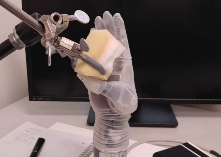 This Robotic Arm Named After Luke Skywalker Is Pushing the Boundaries of Prosthetics