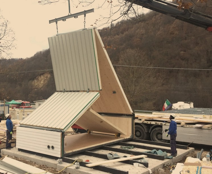 This Amazing Modular House Can Be Built in 3 Days