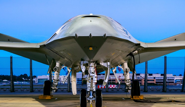 Boeing Just Unveiled an Unmanned Aircraft That Can Refuel Fighter Jets Midair