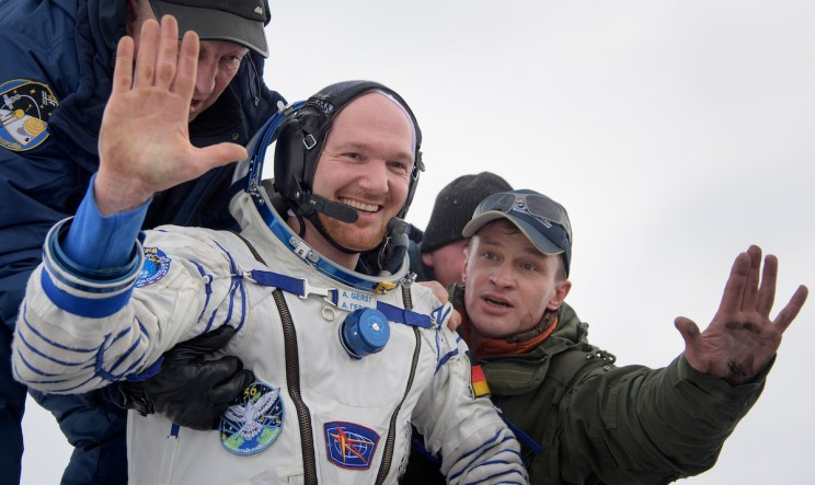 ISS' Expedition 57 Crew Returns Home From 197-Day Mission in Space