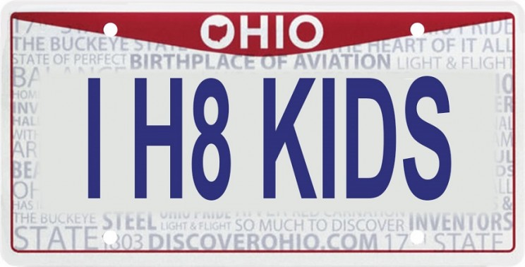 Ohio BMV Rejected These 330 Personalized License Plates in 2017