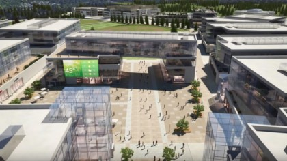 Microsoft Unveils Big Plans for Its New Redmond Campus